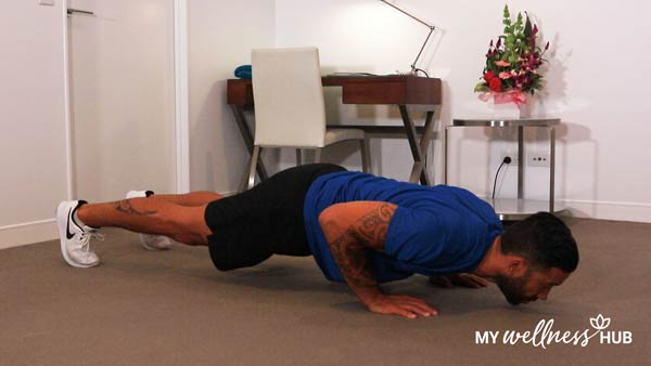 HiiT video My Wellness Hub