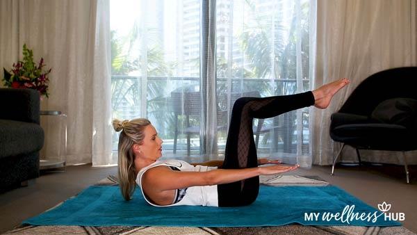 Pilates video - My Wellness Hub