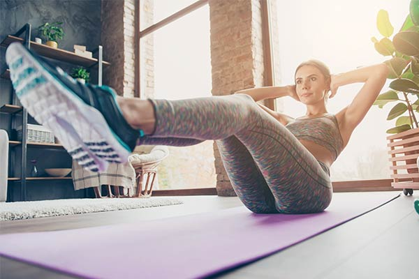 Wellness for Travelers with Pilates on demand